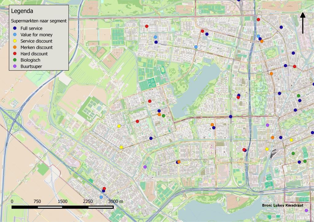 LK Supers naar segment Amsterdam West 2015
